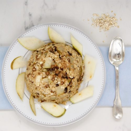 Bowl Cake pomme et poire