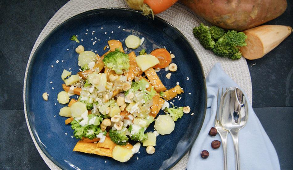 Confectionnez des menus végétariens vitaminés pour la semaine