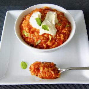 risotto tomate